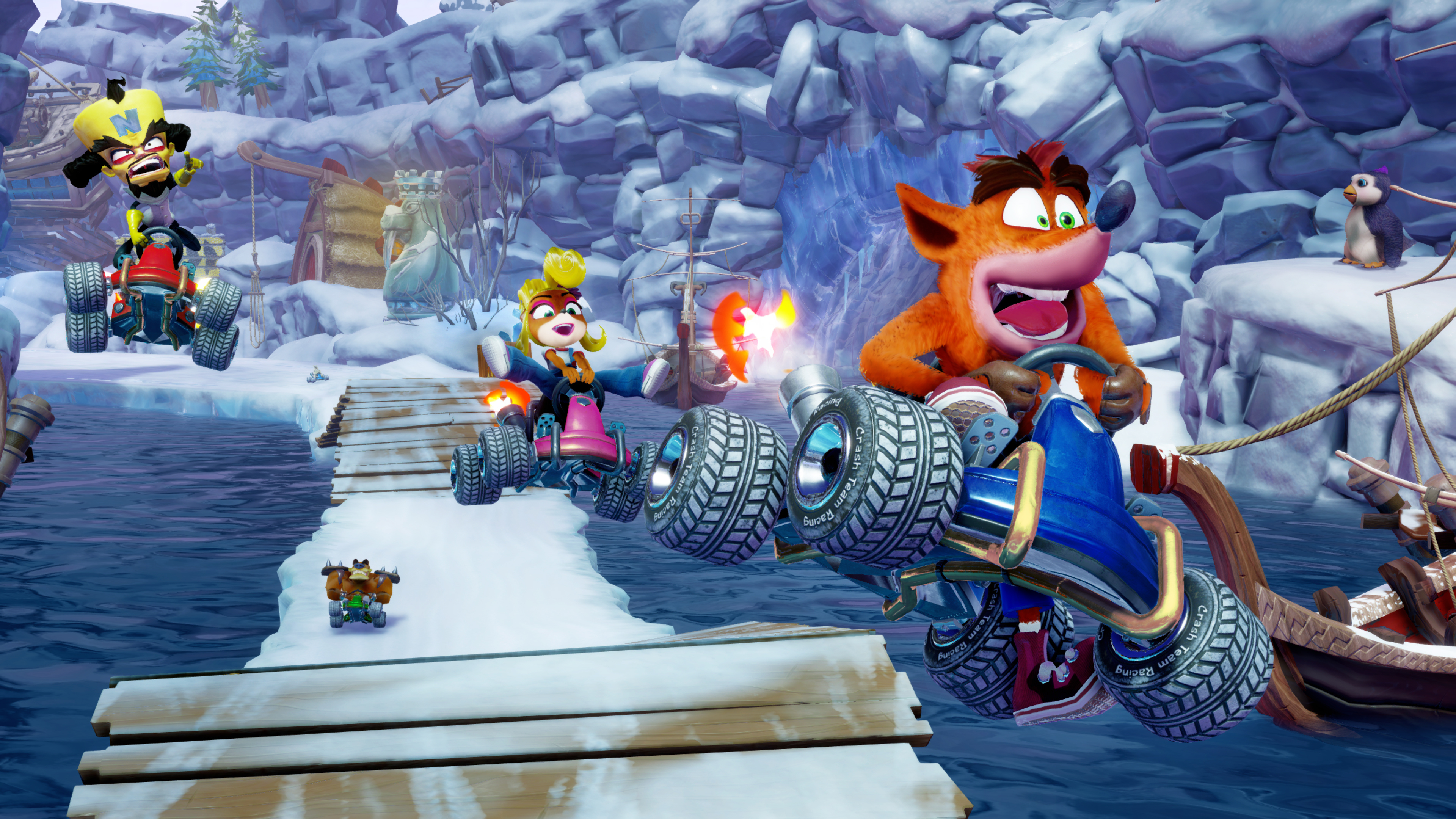 Announcing the LPL Crash Team Racing PlayStation® Plus Friendlies Tournament